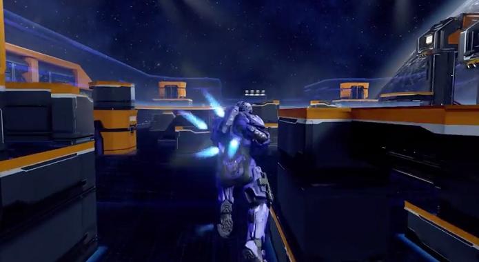 Halo 5: Guardians trará diversas novas habilidades à série (Foto: Reprodução/YouTube)