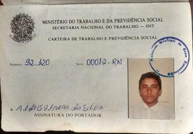 Aldecir Bezerra da Silva, de 38 anos, foi espancado até a morte (Foto: Arthur Barbalho)