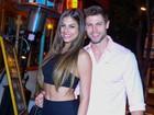 Ex-BBB Jonas elogia ensaio de Mari Gonzalez no Paparazzo: 'A mais linda'