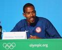 Fã de Jadel, campeão olímpico do salto triplo esbanja simpatia no Rio