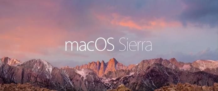 macOS Sierra, o novo sistema operacional da Apple traz a Siri ao Mac (Foto: Divulgação/Apple)