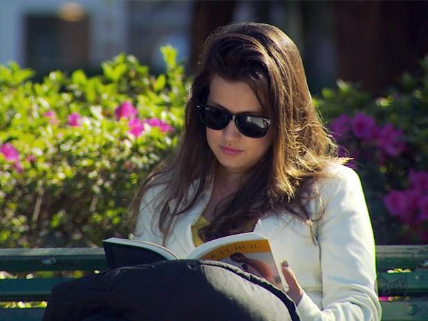Média de leitura em Poços de Caldas é mais que o dobro da nacional (Foto: Michel Diogo/ Reprodução EPTV)