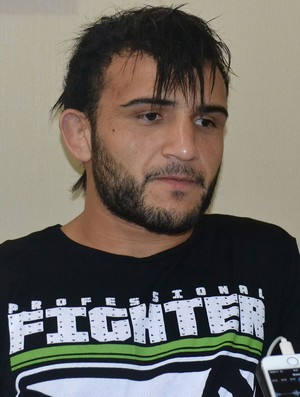 John Lineker, MMA (Foto: Raphael Marinho)