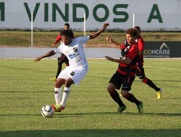ABC x Vitória, Taça Nordeste, Ninho do Periquito (Foto: Gabriel Peres/Divulgação)