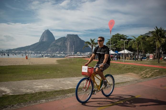 Rotas de bike e ciclovias já fazem sucesso no Google Maps no Brasil (Foto: Divulgação/Google)