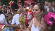 Blocos de carnaval agitam o carnaval de rua em Campinas