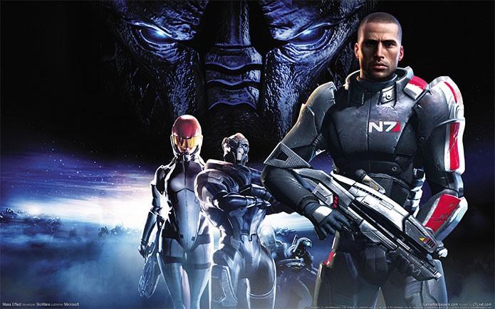 Mass Effect 1 (Foto: Divulgação)