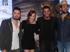 Fernando e Sorocaba lançam projeto com Sophia Abrahão e Rodrigo Simas