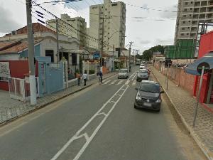 Avenida Doutor Emílio Winther, no Centro (Foto: Divulgação)