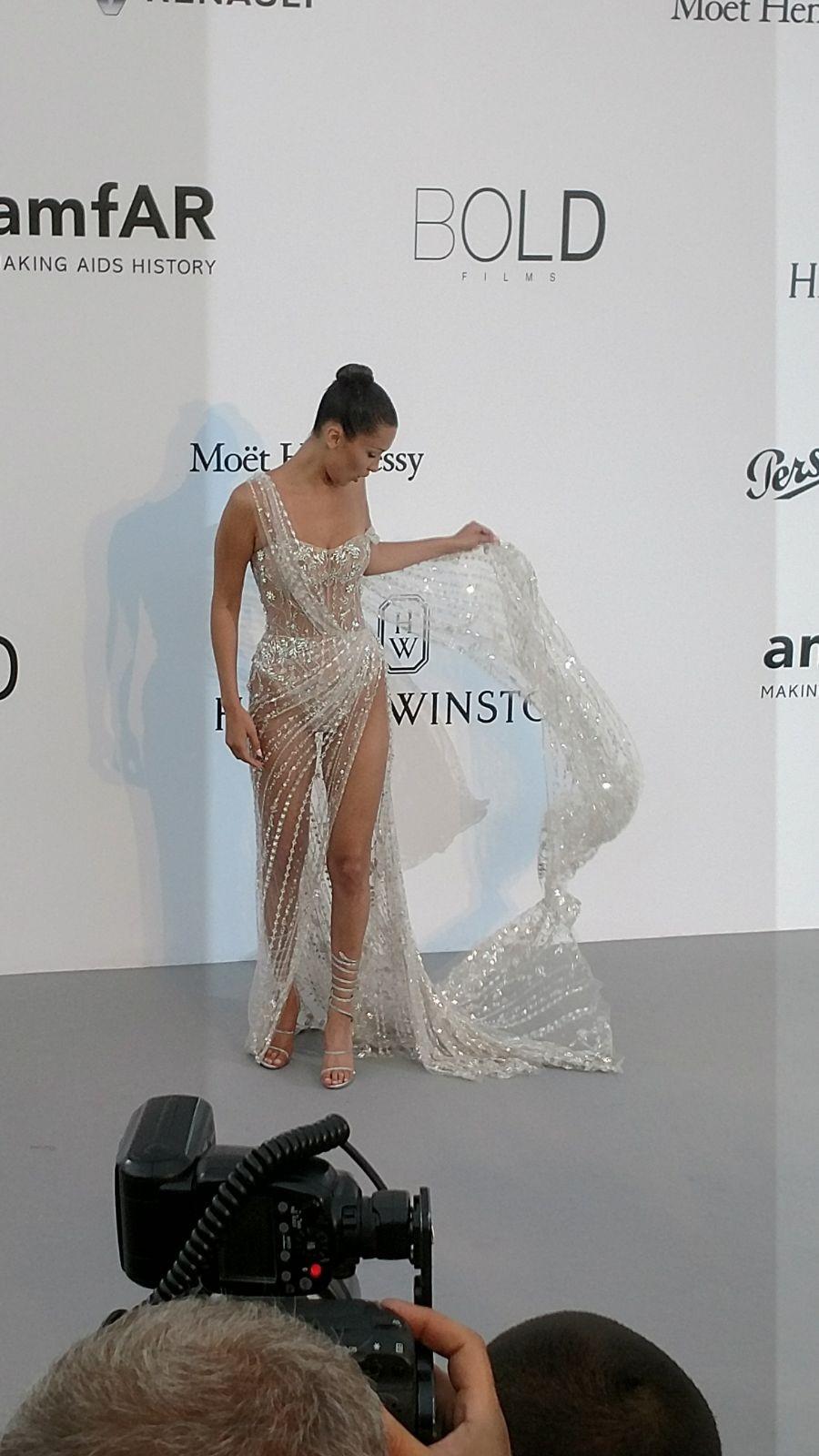 Bella Hadid Cannes 2017 (Foto: Guga Santos)