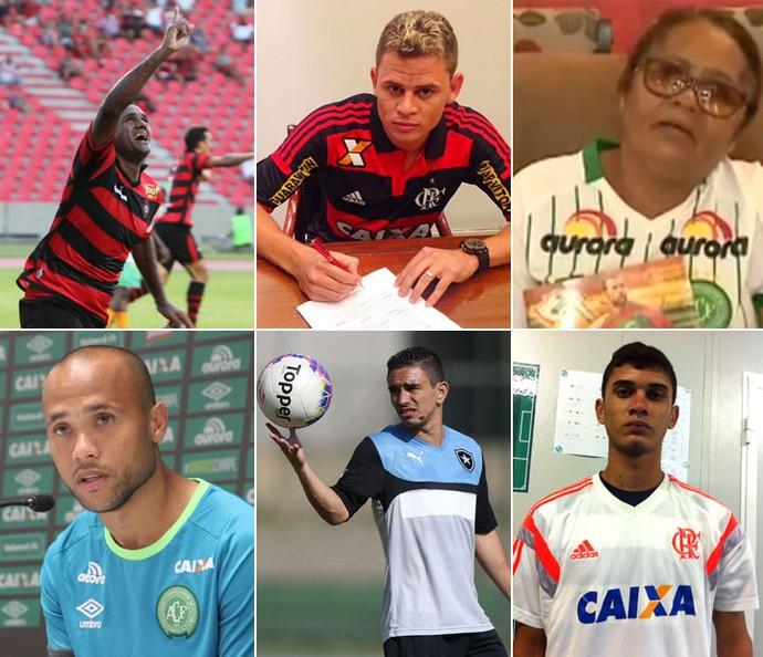 Destaques Globo Esporte Maranhão (Foto: GloboEsporte.com)