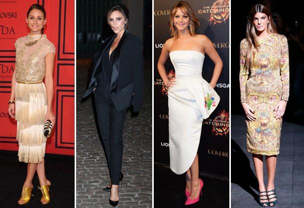 As mais bem vestidas (Foto: Getty Images )
