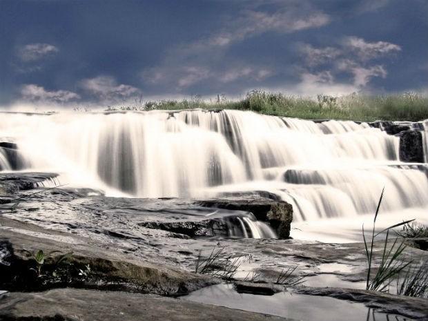 O parque tem também cachoeiras, canyons, pinturas rupestres e um ecossistema típico da região (Foto: Divulgação/Prefeitura de Tibagi)