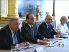 França classifica como 'inaceitável' denúncia de espionagem dos EUA