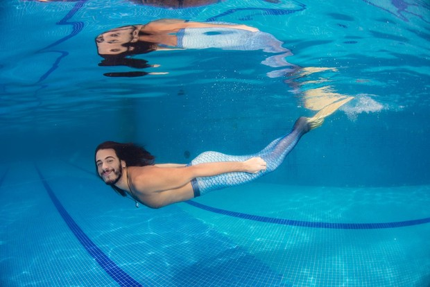 Davi Sereio (Foto: Reprodução / Facebook / MAGIC WATER Photoproject )