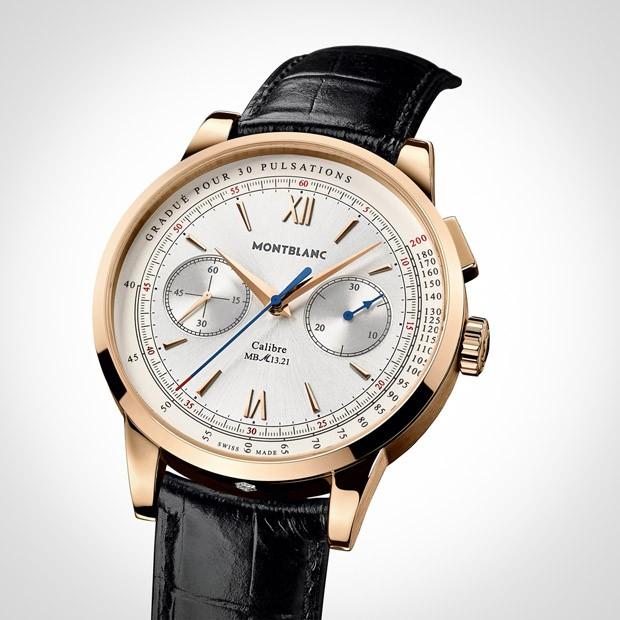 5843d5bdf07 Montblanc apresenta novos relógios de até 250 mil euros em Genebra ...