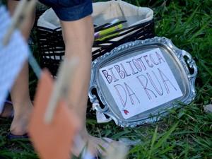 UFPB promove contação de histórias (Foto: Valeria Rodriguez Pastorino/Arquivo Pessoal)