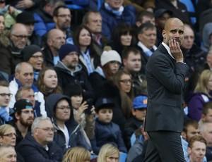 Guardiola Manchester City x Southampton