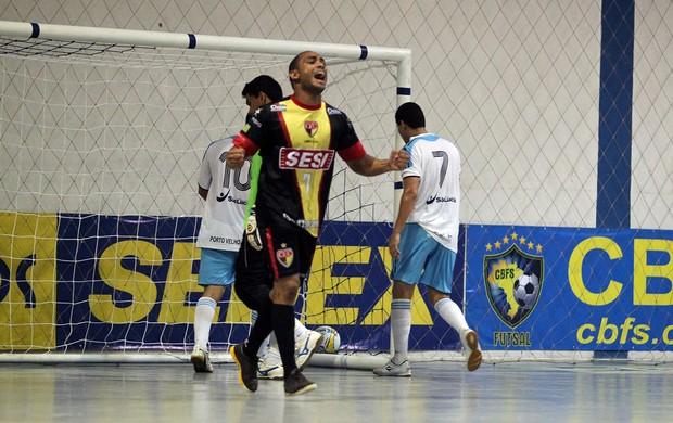 Sergipano Mardney será um dos premiados (Foto: Zeroza Filho/CBFS)