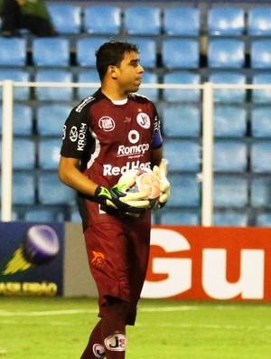 Ivan goleiro Joinville (Foto: Jamira Furlani/Avaí FC)
