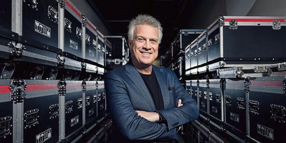 PEDRO BIAL  (Foto: Ramón Vasconcelos/ TV  Globo)