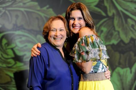 Nicette Bruno e Simone Zuccolotto  (Foto: Juliana Torres)