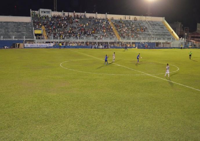 Estádio Sernamby (Foto: Rian Matos/AA São Mateus)