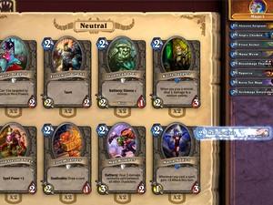 'HearthStone' é game de batalha on-line usando cartas (Foto: Divulgação/Blizzard)