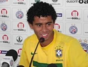 Fábio - Bahia (Foto: Divulgação / Esporte Clube Bahia)