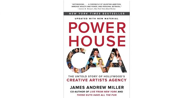 Powerhouse: The Untold Story of Hollywood's Creative Artists Agency, de James Andrew Miller (Foto: Divulgação)