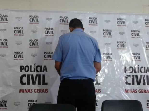 Apresentação Polícia Civil em Divinópolis (Foto: Nayara de paula/G1)