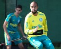 Mesmo pego no doping, Alecsandro é opção do Palmeiras no Dérbi