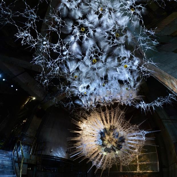 Astrocyte, de Philip Beesley  (Foto: reprodução)