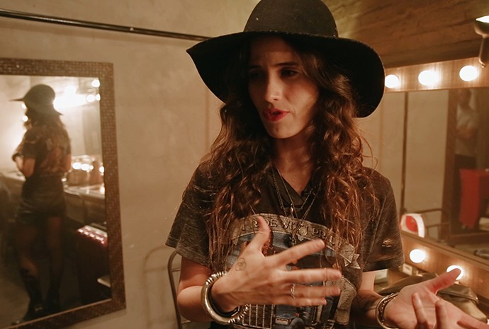 Ana Cañas, uma das mais fortes vozes da nova geração (Foto: Ivan Oliveira/Gshow)