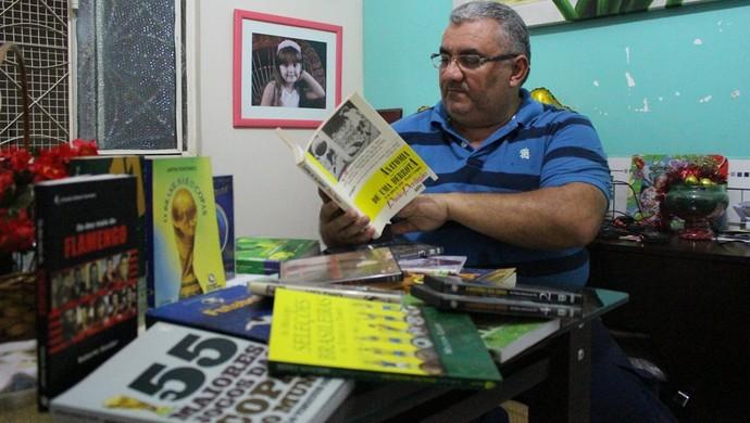 Humberto Martins, jornalista e cinéfilo  (Foto: Renato Pereira)