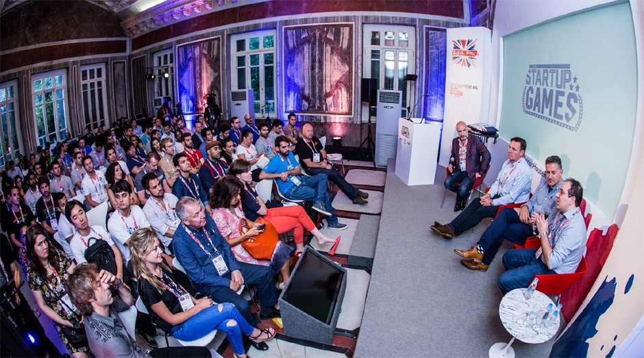 Competição: evento mostra startups para o mundo (Foto: UK in Brazil)