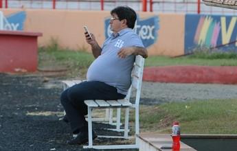 """""""Impossível"""", diz Gerson Engracia sobre chances de inscrever Canela"""