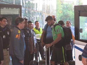 seleção brasileira alisson paraguai (Foto: Edgard Maciel de Sá)
