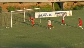 Colinas goleia o União por 5 a 1 e se classifica para a 1ª Divisão Tocantinense