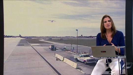 Vídeo mostra momento em que Harrison Ford quase provoca acidente aéreo nos EUA