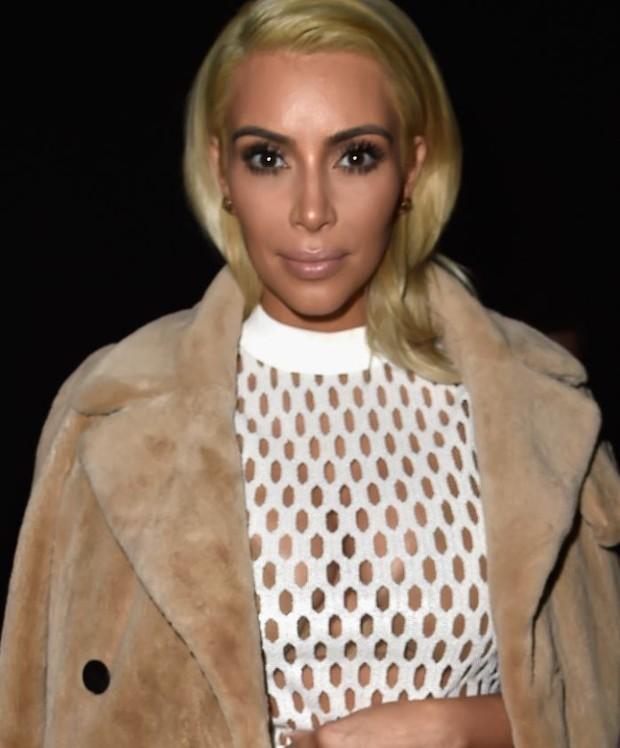 Kim Kardashian (Foto: Agência Getty Images)