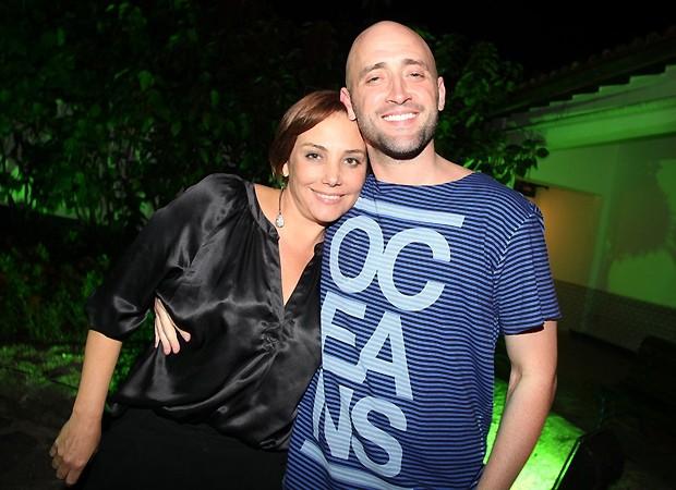 Heloísa e Paulo (Foto: Claudio Andrade/Revista QUEM)