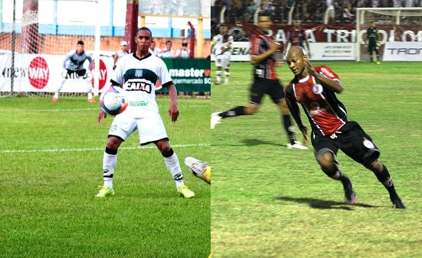 Figueirense e Joinville (Foto: Orlando Pereira/CAHA/Assessoria/Joinville EC/Reprodução Globoesporte.com)