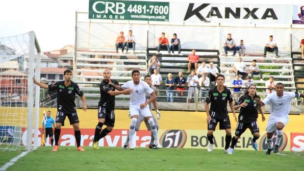 Bragantino 2 x 0 Ceará Série B (Foto: Divulgação/Cearasc.com)