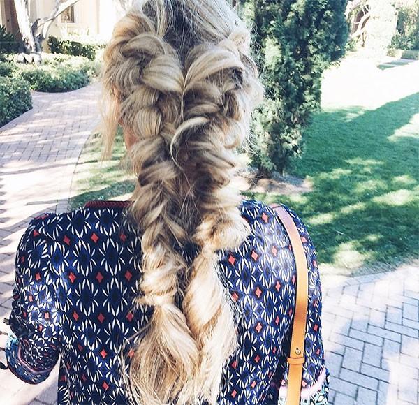 Saiba tudo sobre as pancake braids (Foto: Reprodução/Instagram)