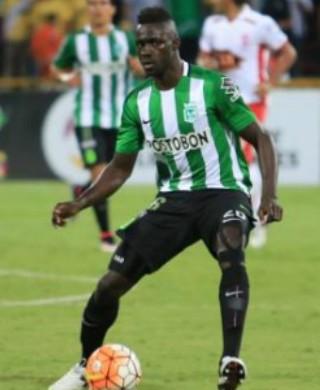 Davinson Sánchez Atlético Nacional (Foto: Divulgação)