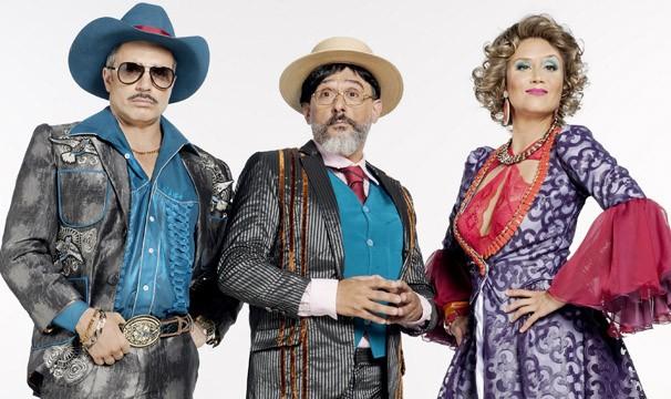 Nova versão de 'Roque Santeiro' estreia em janeiro, em São Paulo (Foto: Divulgação/Priscila Prade)