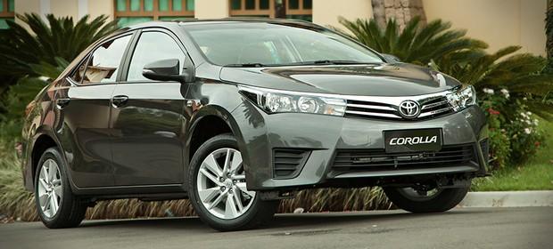 Toyota Corolla GLi (Foto: Toyota)