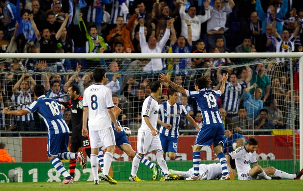 Espanyol x Real Madrid (Foto: Reuters)