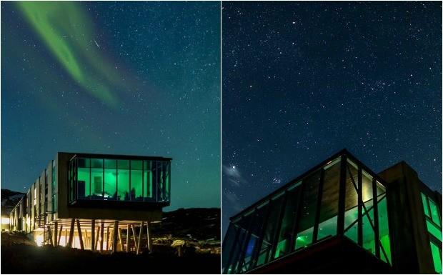 Casas integradas  natureza no abrem mo do luxo (Foto: Divulgao / ION Luxury Adventure Hotel )